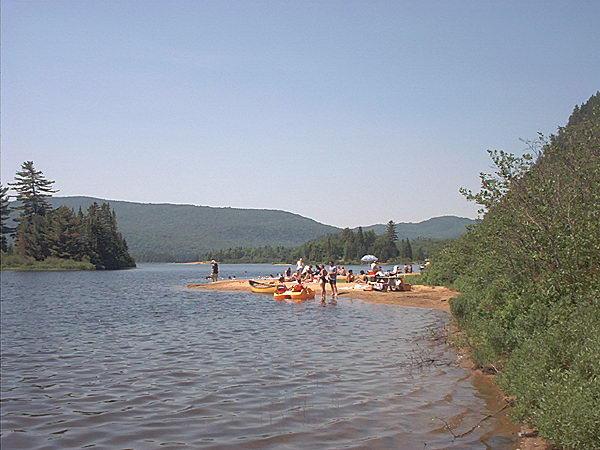 Camping St-Donat